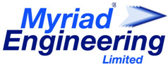 Myriad Engineering logo