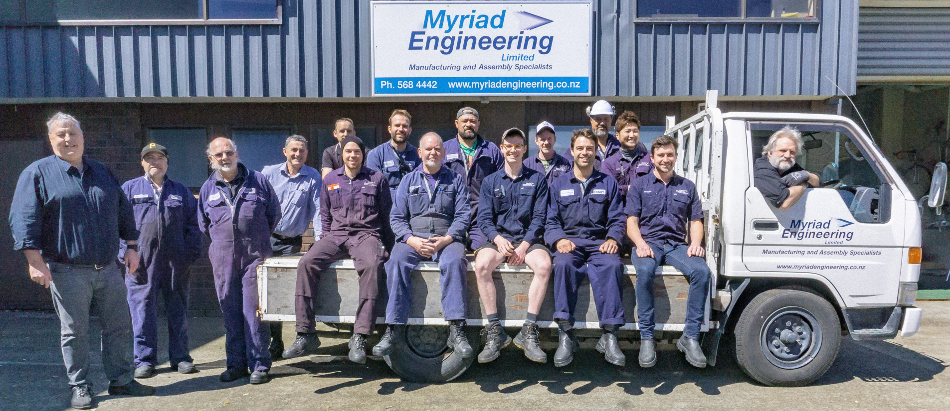 myriad engineering workshop