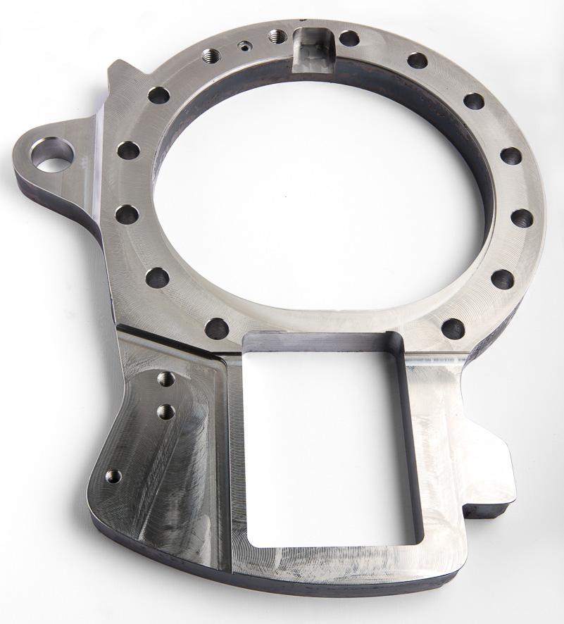 CNC milling CNC machining